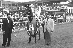 日刊競馬で振り返る名馬 - セイユウ(1964年・第10回アラブ王冠)